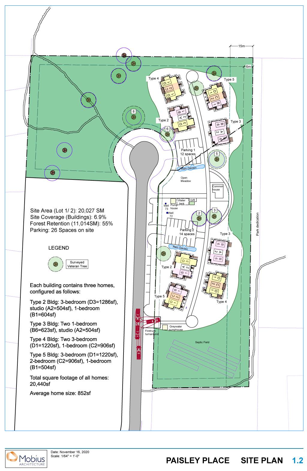 Site Plan 1.2